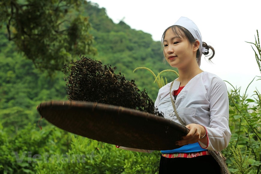 Độc đáo văn hóa ẩm thực dân dã ở xứ Mường Hòa Bình - Ảnh 9.