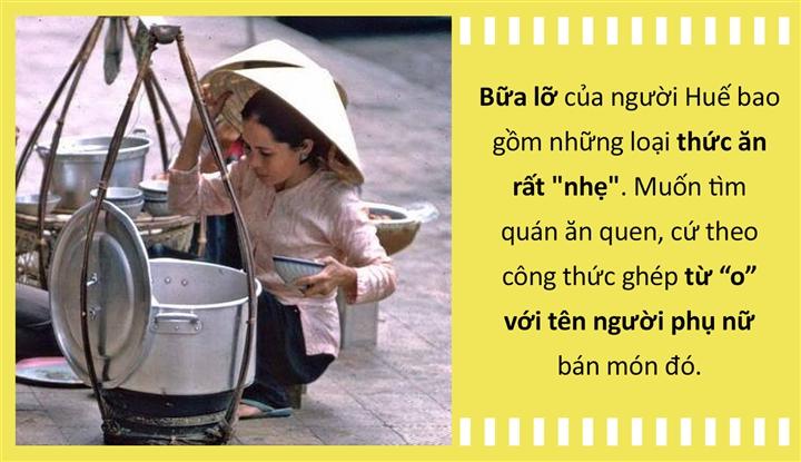 Ẩm thực Việt: Người Huế có thêm 'bữa lỡ' ngoài ba bữa chính, họ ăn gì? - Ảnh 2.