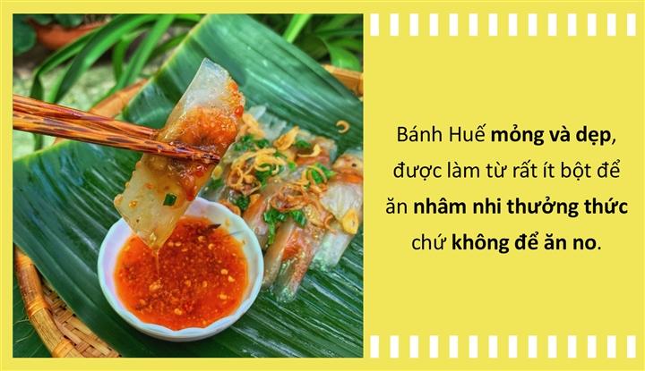 Ẩm thực Việt: Người Huế có thêm 'bữa lỡ' ngoài ba bữa chính, họ ăn gì? - Ảnh 6.