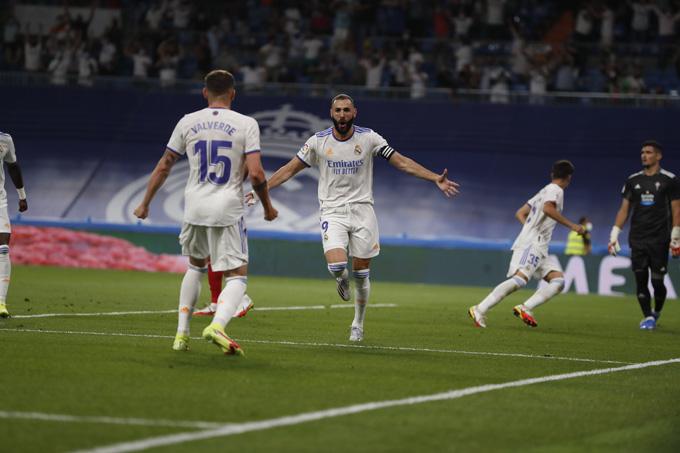 Kết quả Real Madrid 5-2 Celta Vigo: Chào sân mới Bernabeu hoành tráng - Ảnh 1.