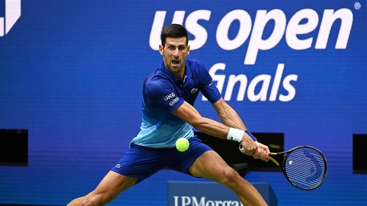 Chung kết US Open: Djokovic thua trắng, lỡ cơ hội vượt mặt Nadal và Federer - Ảnh 2.