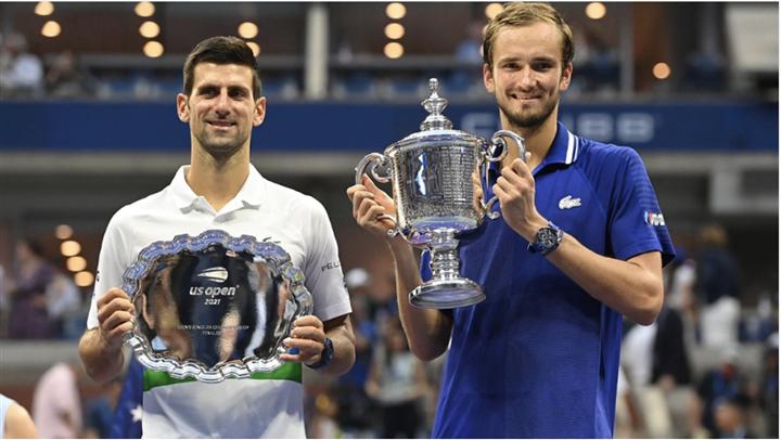 Chung kết US Open: Djokovic thua trắng, lỡ cơ hội vượt mặt Nadal và Federer - Ảnh 3.