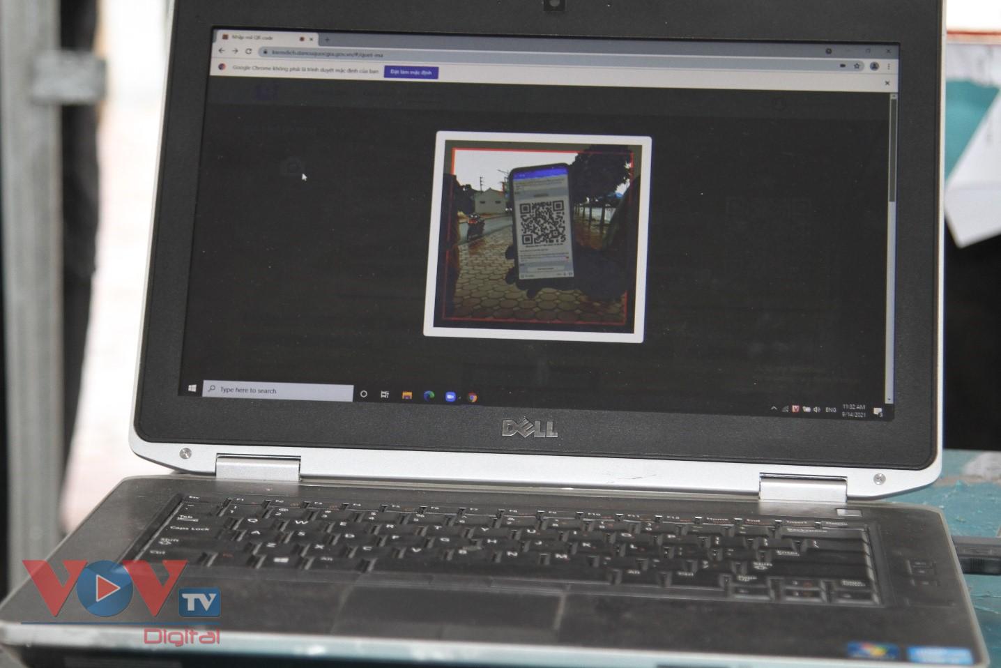 Cận cảnh camera tự động quét QR code tại chốt kiểm soát ra vào Thủ đô - Ảnh 11.