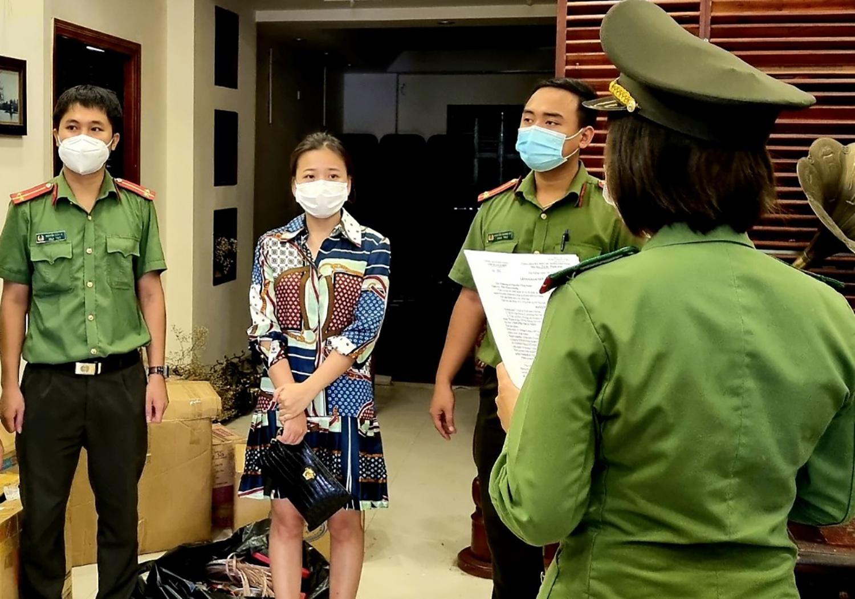 Đà Nẵng: Khởi tố bị can, bắt tạm giam Giám đốc Công ty tổ chức nhập cảnh trái phép - Ảnh 1.