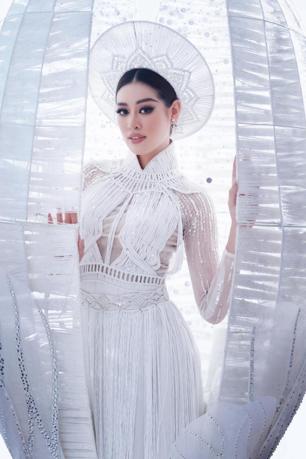 Hoa hậu Khánh Vân lọt Top 20 Miss Grand Slam 2020 - Ảnh 1.
