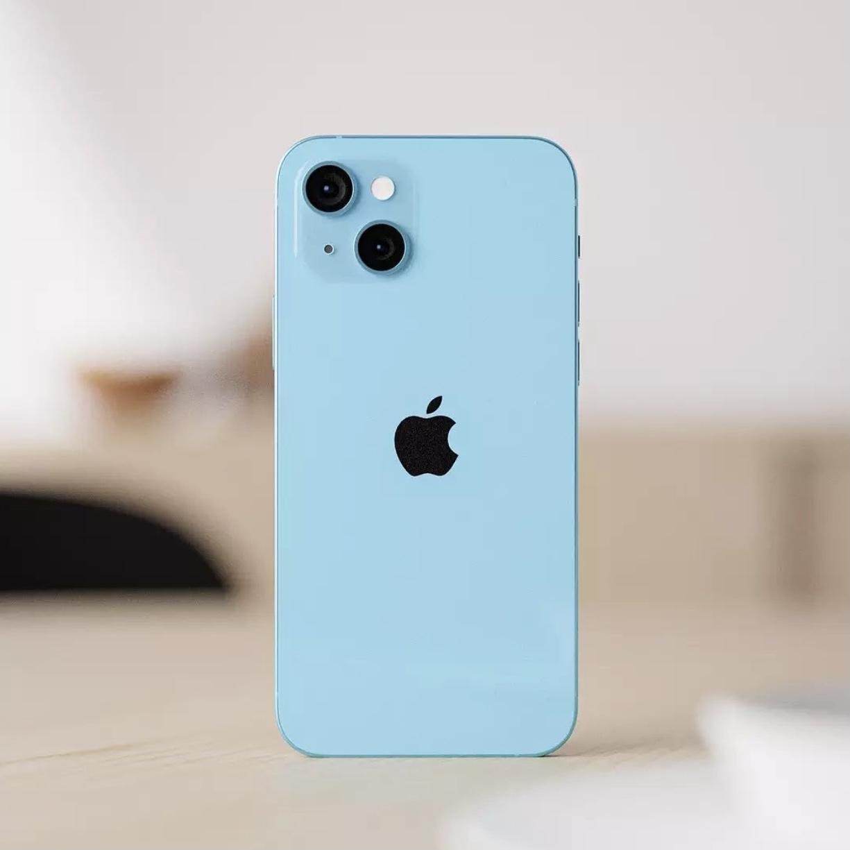 Trước ngày ra mắt, iPhone 13 lộ concept màu ocean blue giống hệt hint trên thư mời? - Ảnh 4.