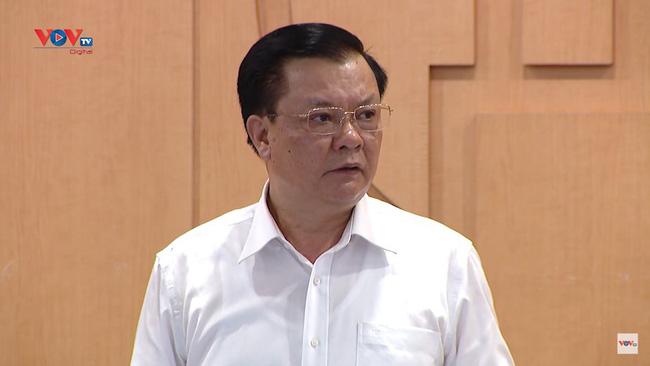 Bí thư Thành ủy Hà Nội Đinh Tiến Dũng: Thành quả của sức mạnh đoàn kết và chung ý chí quyết tâm - Ảnh 1.