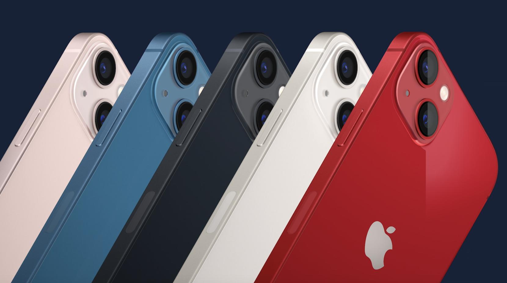 Apple ra mắt iPhone 13 với pin dài cả ngày, camera mới - Ảnh 1.