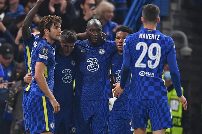 Kết quả Chelsea 1-0 Zenit: Lukaku tiếp tục tỏa sáng - Ảnh 1.