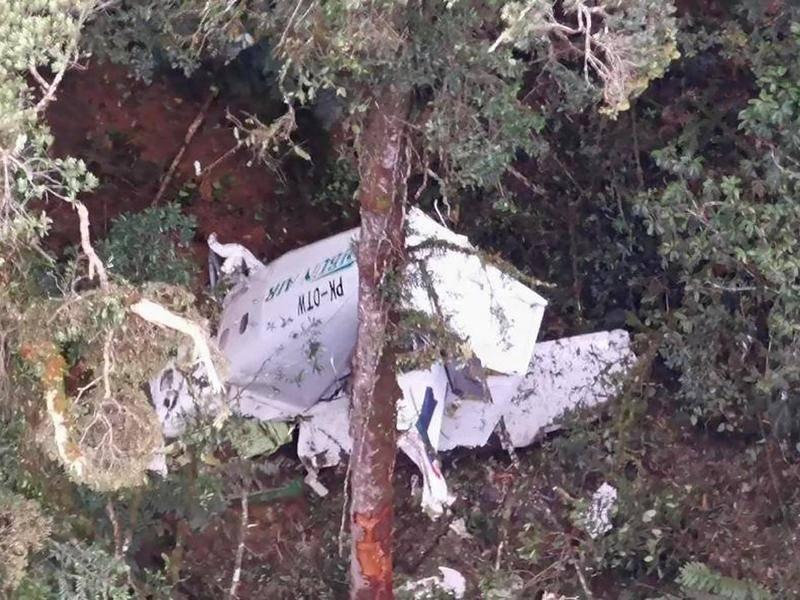 Indonesia: Máy bay chở hàng rơi, phi hành đoàn mất tích - Ảnh 1.