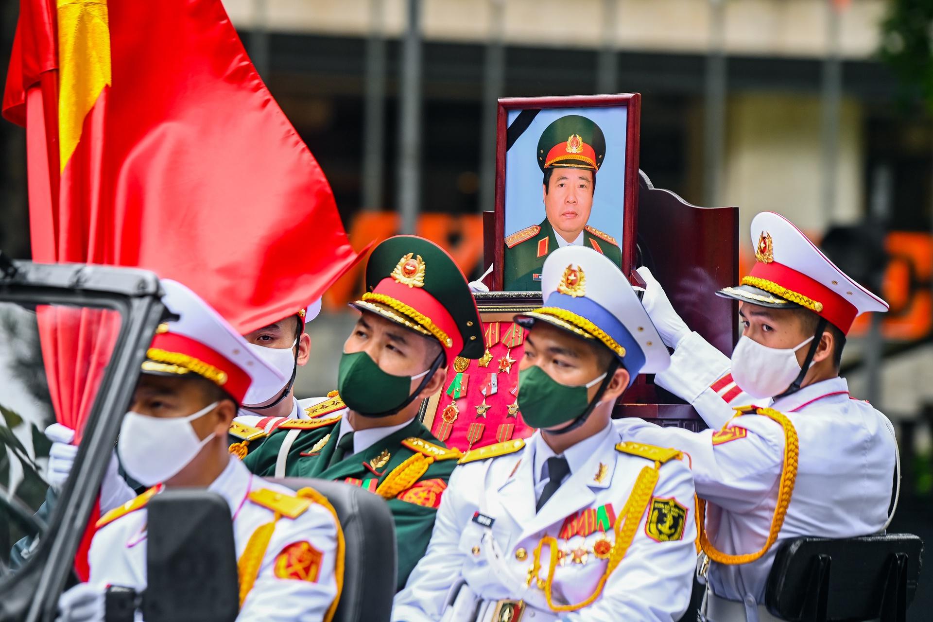 Lễ viếng, truy điệu đại tướng Phùng Quang Thanh - Ảnh 7.