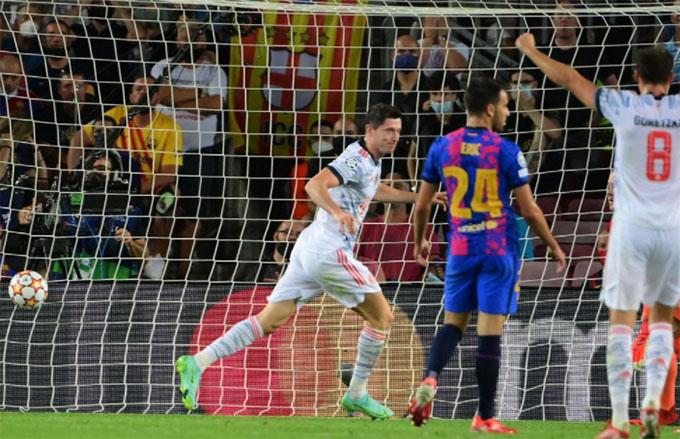 Kết quả Barcelona 0-3 Bayern: Nou Camp không còn là thánh địa - Ảnh 2.