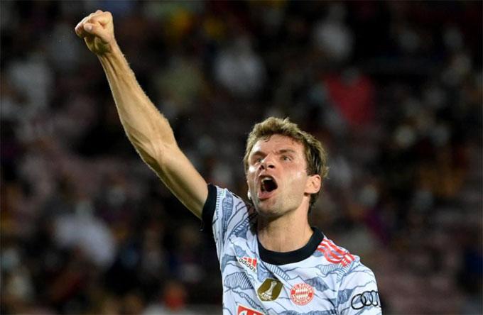Kết quả Barcelona 0-3 Bayern: Nou Camp không còn là thánh địa - Ảnh 1.