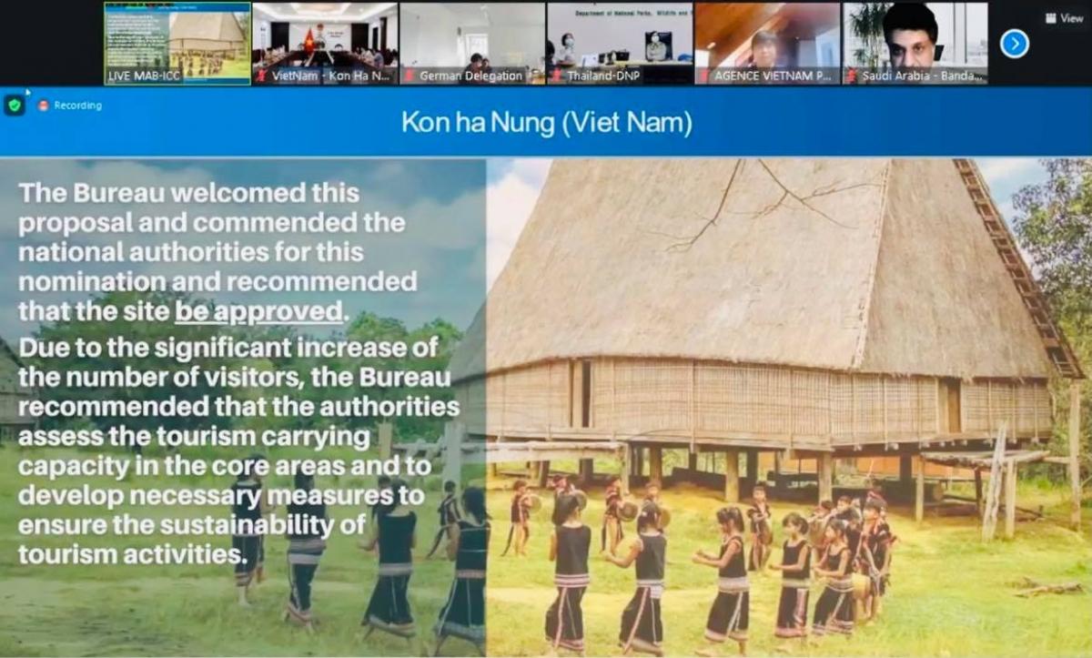 Hai khu dự trữ sinh quyển Việt Nam được UNESCO công nhận: Vinh dự kép - Trách nhiệm lớn - Ảnh 3.