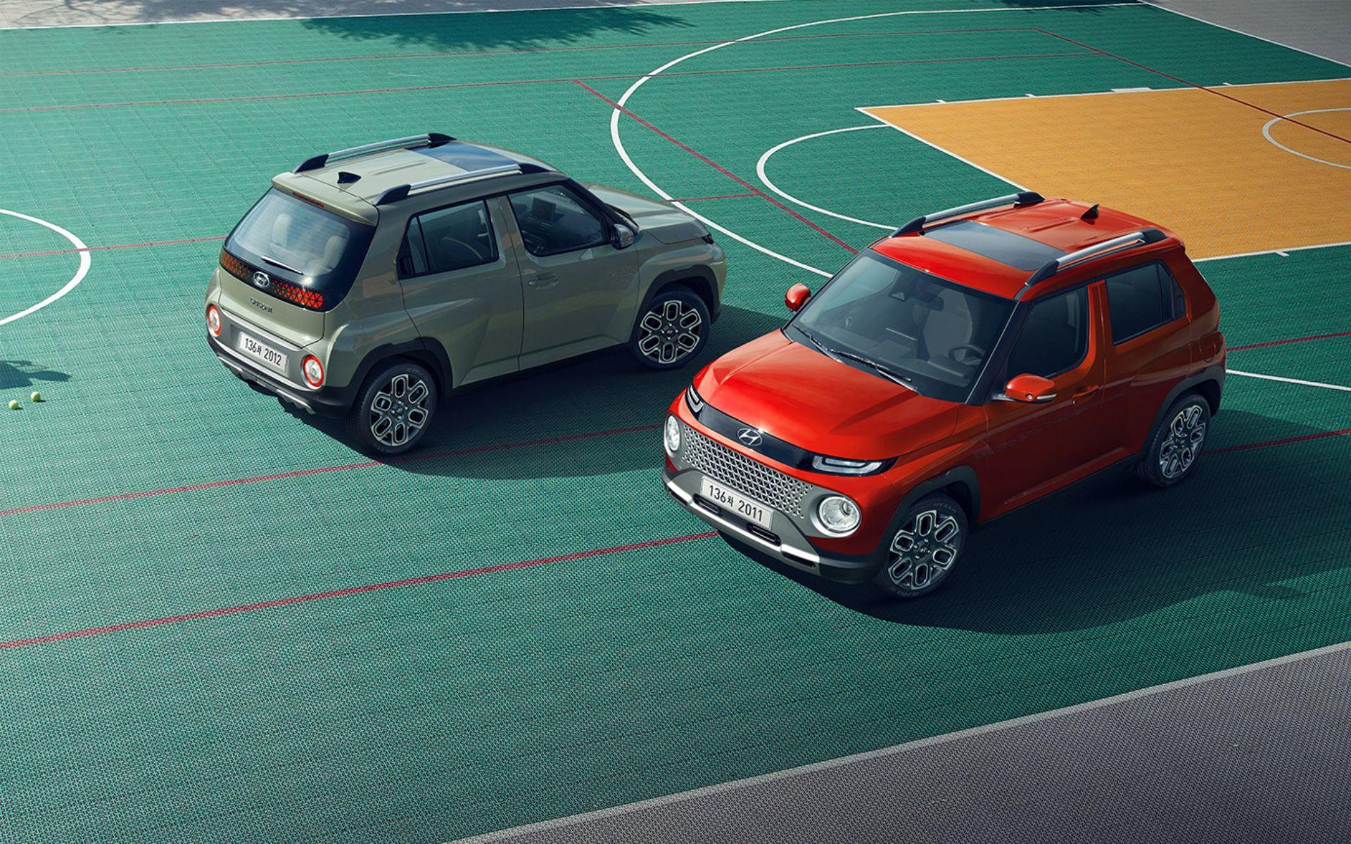 Mở bán tân binh Casper- mẫu SUV rẻ nhất của Hyundai - Ảnh 4.