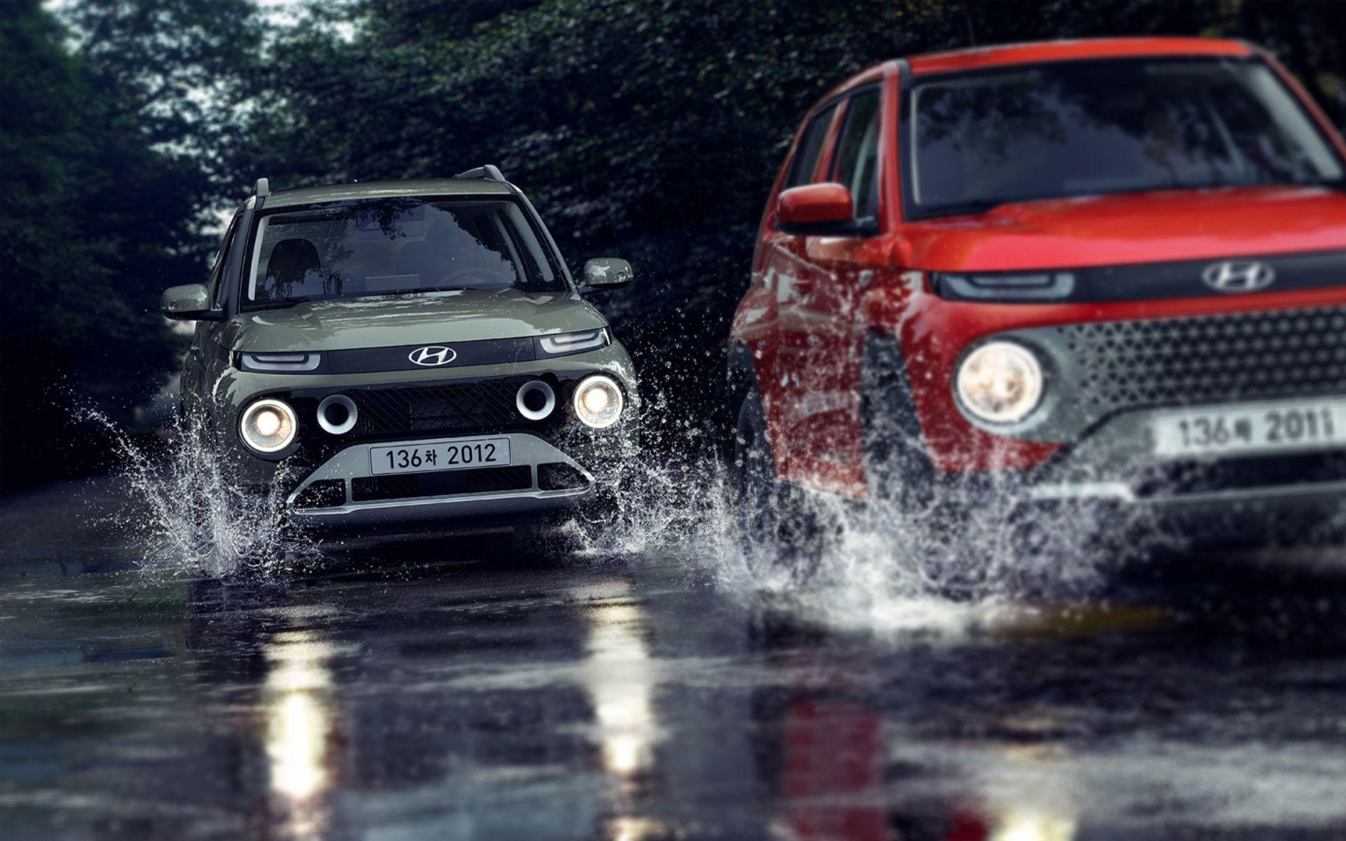 Mở bán tân binh Casper- mẫu SUV rẻ nhất của Hyundai - Ảnh 16.