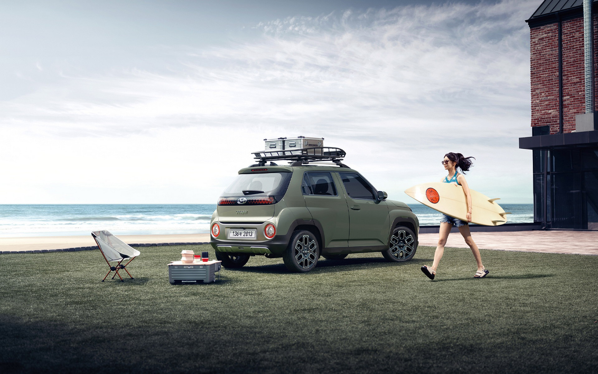 Mở bán tân binh Casper- mẫu SUV rẻ nhất của Hyundai - Ảnh 11.
