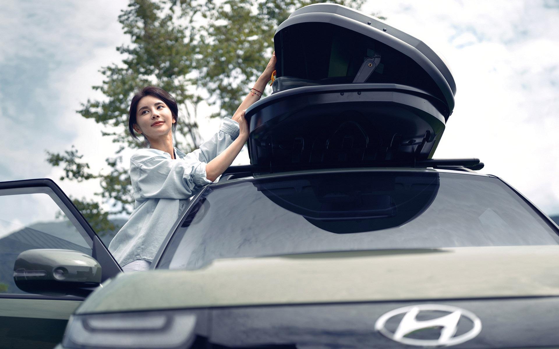 Mở bán tân binh Casper- mẫu SUV rẻ nhất của Hyundai - Ảnh 10.