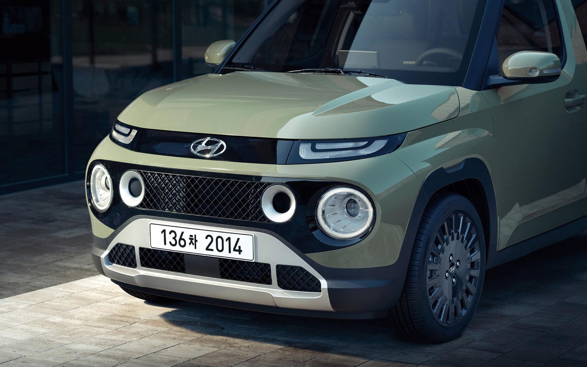 Mở bán tân binh Casper- mẫu SUV rẻ nhất của Hyundai - Ảnh 5.
