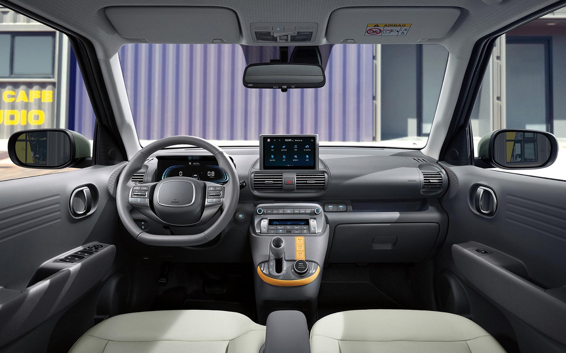 Mở bán tân binh Casper- mẫu SUV rẻ nhất của Hyundai - Ảnh 3.