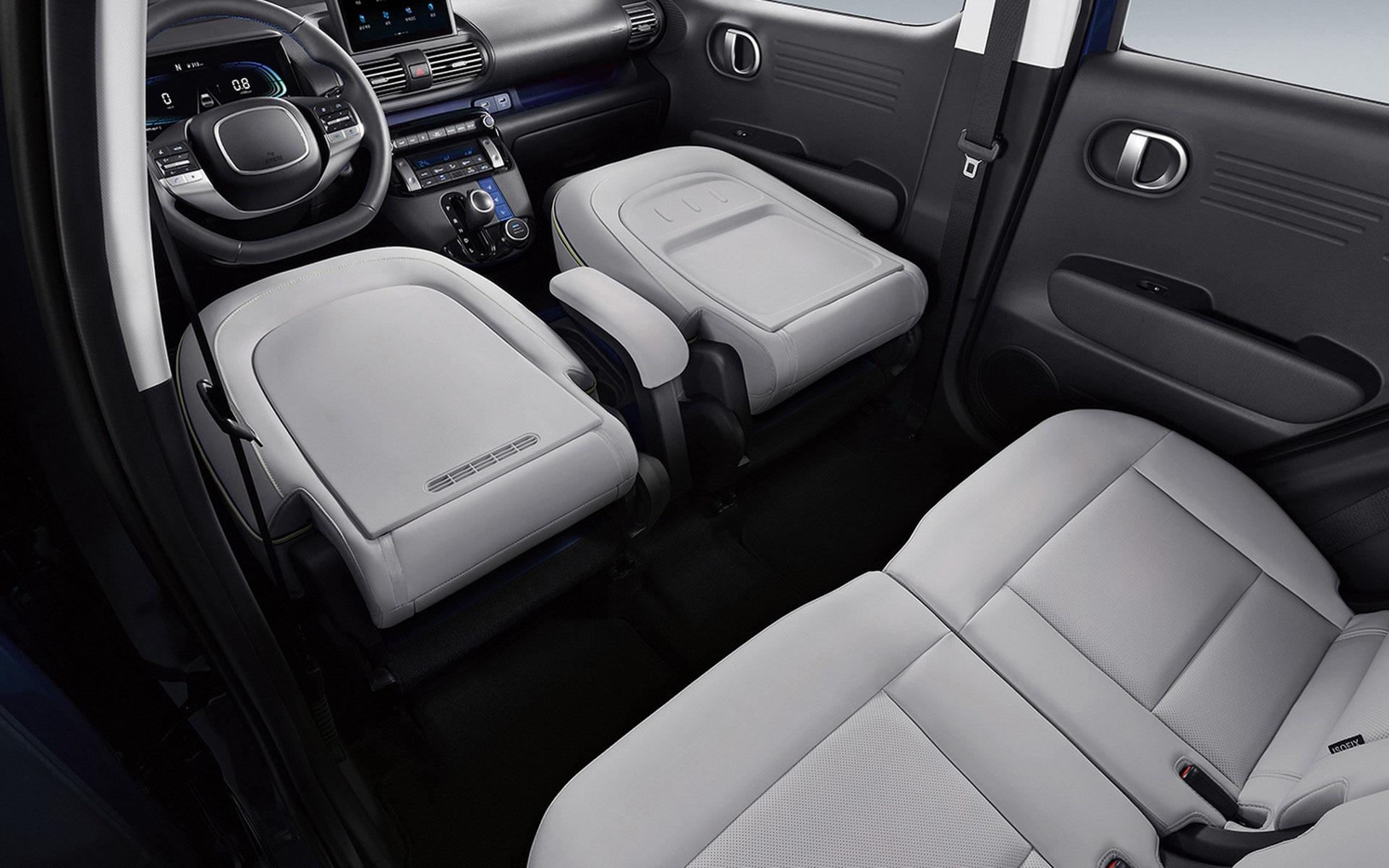 Mở bán tân binh Casper- mẫu SUV rẻ nhất của Hyundai - Ảnh 13.
