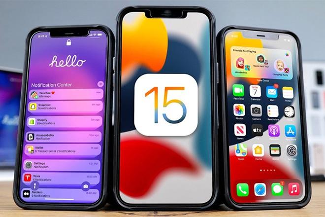 iOS 15, iPadOS 15 chính thức ra mắt - Ảnh 1.