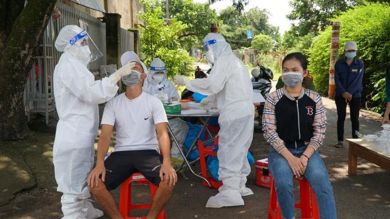 Đắk Lắk: TP. Buôn Ma Thuột ghi nhận chùm ca bệnh COVID -19 chưa rõ nguồn lây - Ảnh 1.