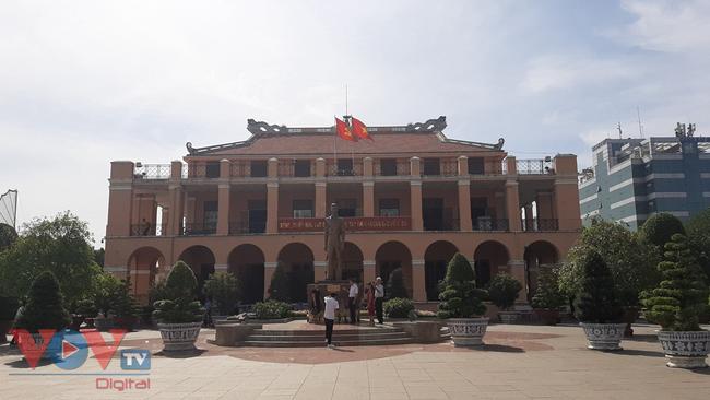 Bến Nhà Rồng cổ kính - Điểm nhấn bên sông Sài Gòn - Ảnh 1.