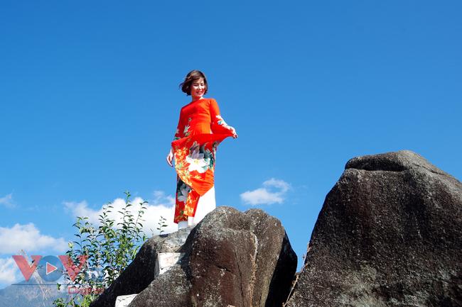 Hoa tam giác mạch - điểm check in hấp dẫn trên lưng đèo Giang Ma - Ảnh 11.