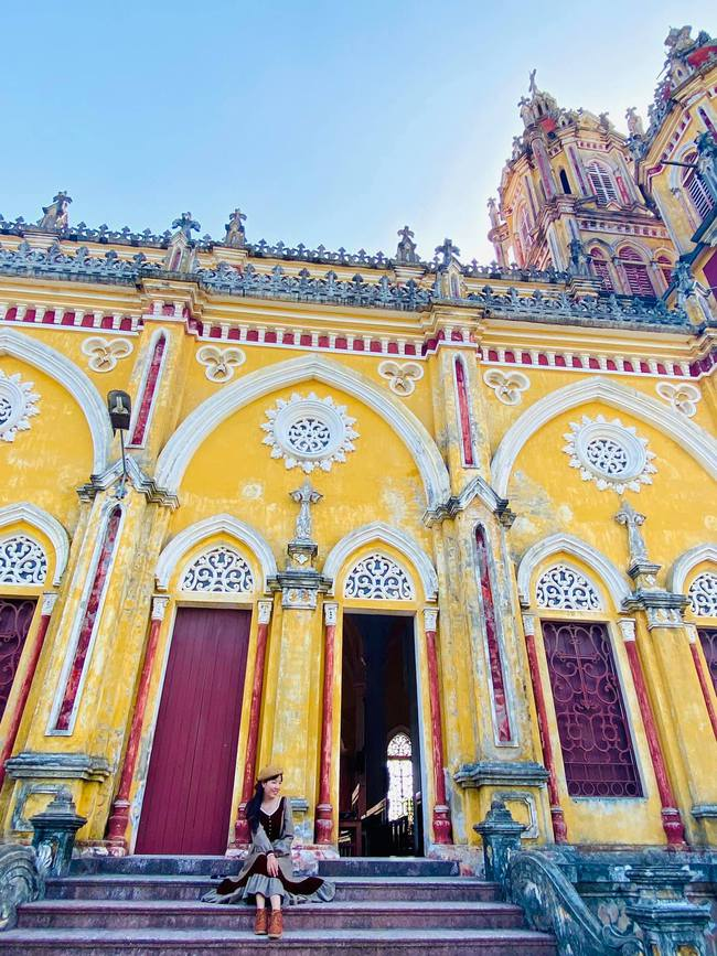 Nam Định – thành phố của những nhà thờ nguy nga - Ảnh 8.