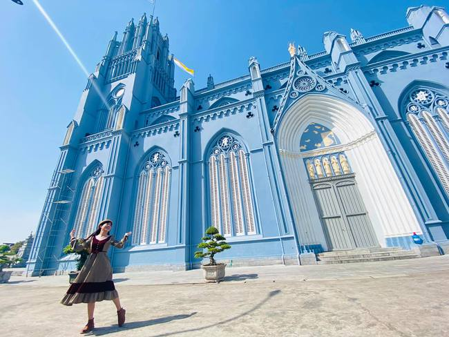 Nam Định – thành phố của những nhà thờ nguy nga - Ảnh 11.