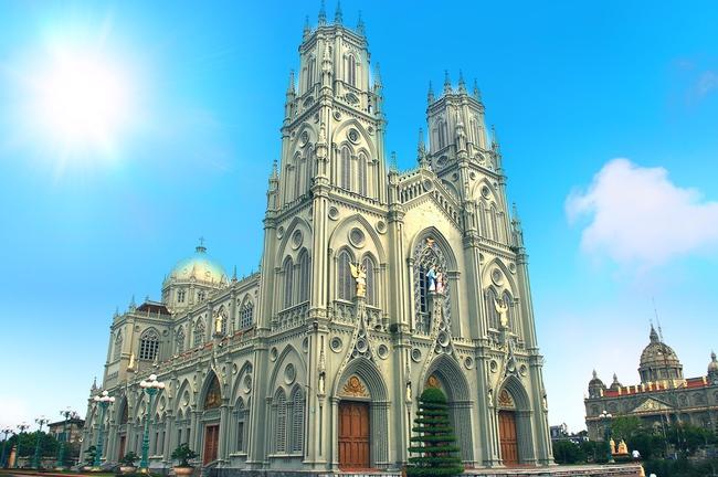 Nam Định – Thành phố của những nhà thờ nguy nga, tráng lệ - Ảnh 12.
