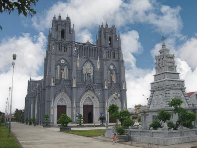 Nam Định – Thành phố của những nhà thờ nguy nga, tráng lệ - Ảnh 14.