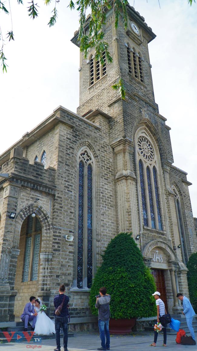 Thăm ngôi nhà thờ Chánh Tòa hơn 90 năm tuổi ở Nha Trang  - Ảnh 2.