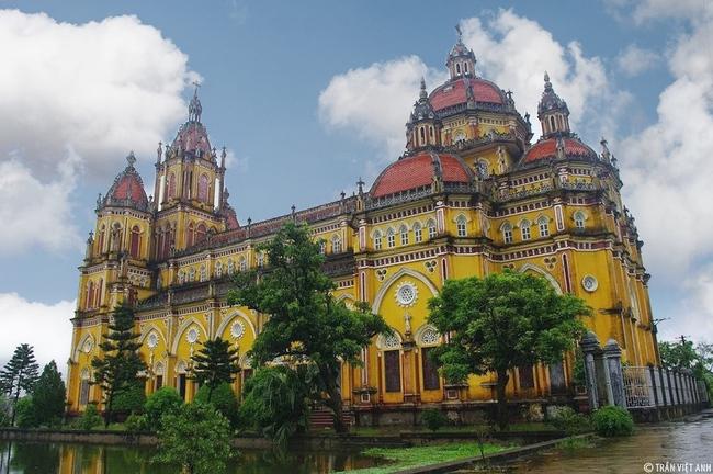 Nam Định – Thành phố của những nhà thờ nguy nga, tráng lệ - Ảnh 9.