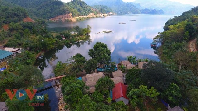 Đắm chìm trong khung cảnh hoang sơ và bình yên ở Đà Bắc – Hòa Bình - Ảnh 7.