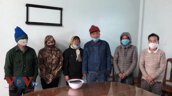 Quảng Trị: Phát hiện 6 người nhập cảnh trái phép từ Lào về Việt Nam - Ảnh 1.