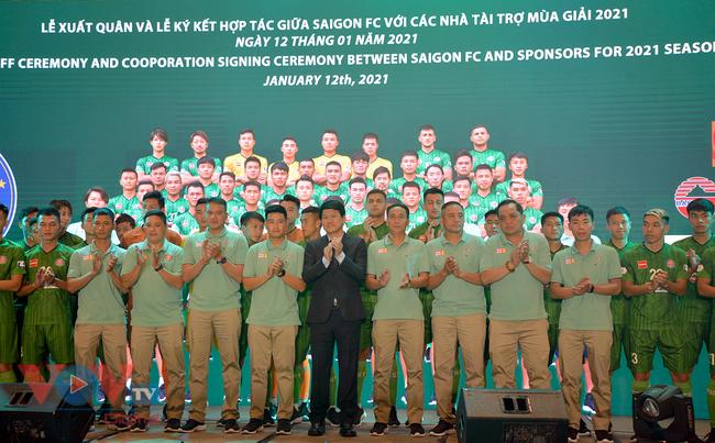 Sài Gòn FC chiêu mộ nhiều ngôi sao bóng đá của Nhật Bản - Ảnh 1.