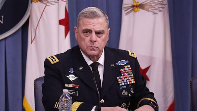 Quân đội Mỹ ra tuyên bố hiếm hoi về vụ bạo loạn ở quốc hội - Ảnh 1.