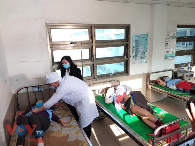 Phú Yên: 84 công nhân bị ngộ độc thực phẩm - Ảnh 1.