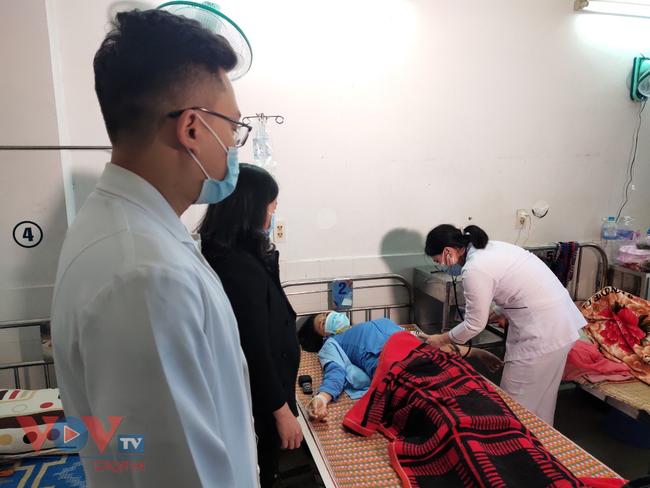 Phú Yên: 84 công nhân bị ngộ độc thực phẩm - Ảnh 2.