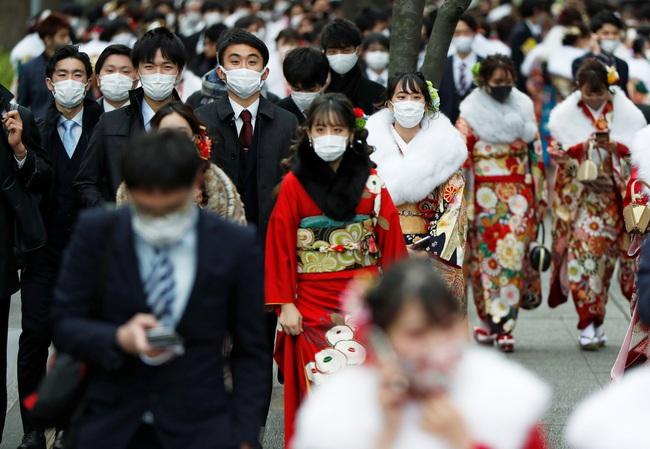 Ngày duy nhất trong năm kimono ngày lễ của phụ nữ chưa chồng đồng loạt hiện diện trên khắp Nhật Bản  - Ảnh 8.