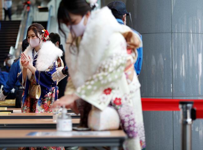 Ngày duy nhất trong năm kimono ngày lễ của phụ nữ chưa chồng đồng loạt hiện diện trên khắp Nhật Bản  - Ảnh 4.