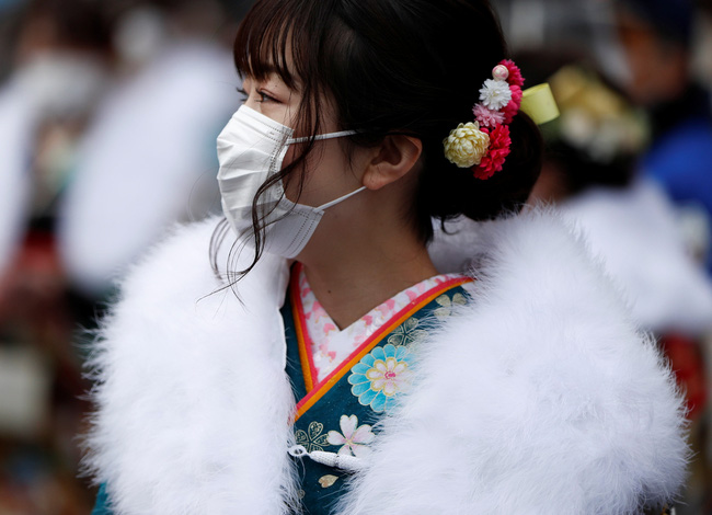 Ngày duy nhất trong năm kimono ngày lễ của phụ nữ chưa chồng đồng loạt hiện diện trên khắp Nhật Bản  - Ảnh 5.