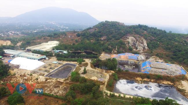 Kết luận hàng loạt sai phạm tại nhà máy xả thải ra môi trường như VOV phản ánh - Ảnh 1.