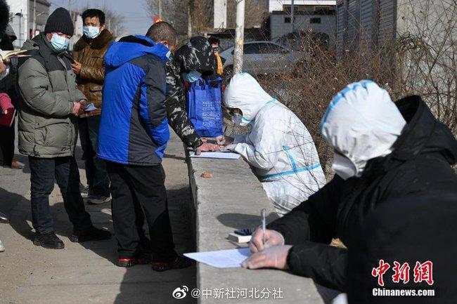 Trung Quốc: Thạch Gia Trang gấp rút xây dựng trung tâm cách ly tập trung Covid-19 - Ảnh 8.