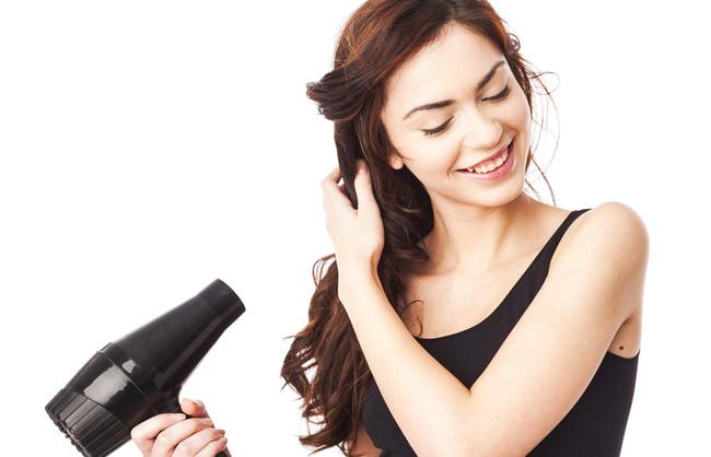 Tuyệt chiêu chăm sóc tóc trong những ngày hanh khô - Ảnh 2.