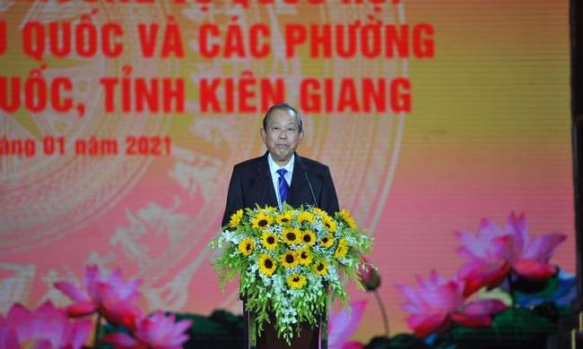 Công bố thành lập Thành phố Phú Quốc - Ảnh 2.