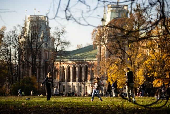 Say đắm vẻ đẹp mùa thu vàng nước Nga - Ảnh 9.
