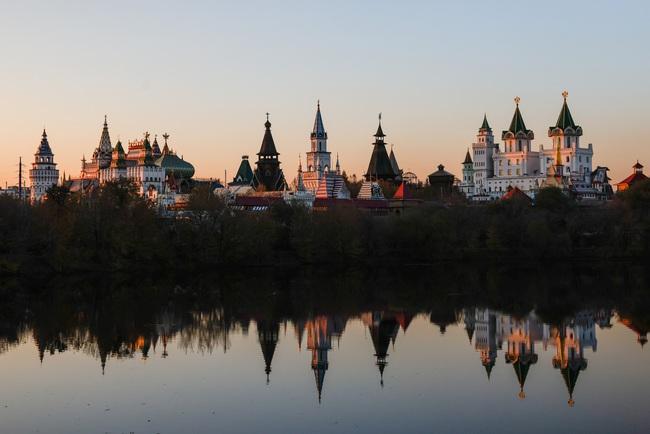 Say đắm vẻ đẹp mùa thu vàng nước Nga - Ảnh 2.